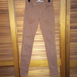 Joe's Jeans Tan Skinny